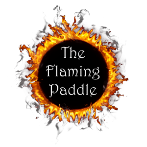 The Flaming Paddle